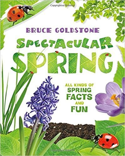 Book cover for Spectacular Spring