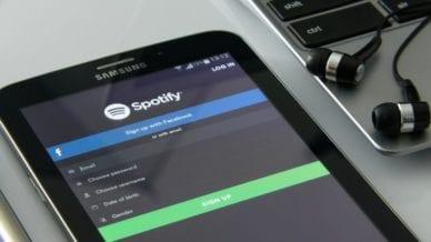 Spotify Playlists for Teachers Pixabay