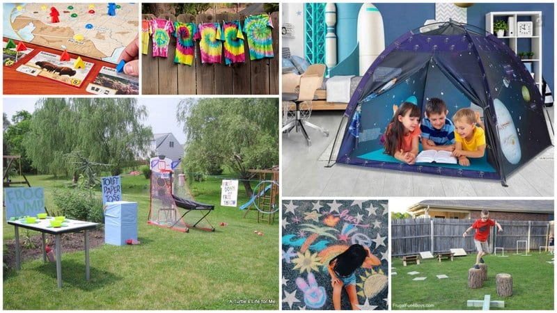 The Best Staycation Spring Break Activities For Kids and Families
