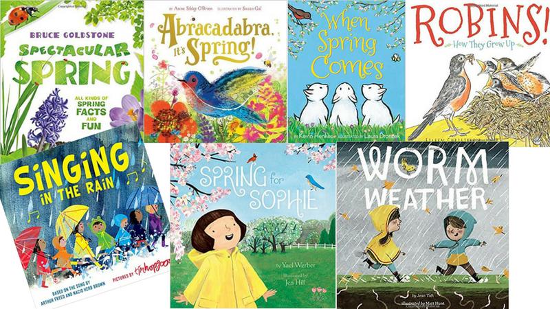 Best Spring Books for Kids, As Chosen by Teachers