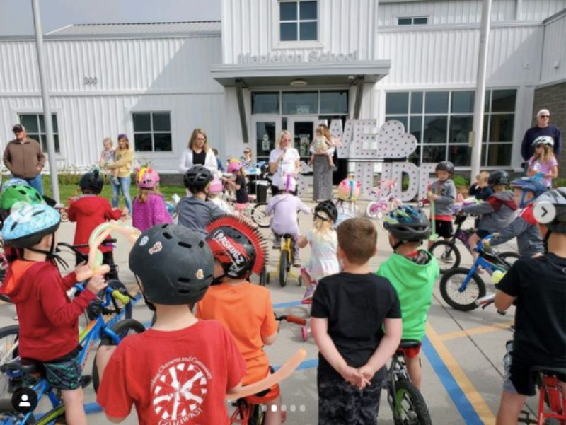 Design a tricycle course