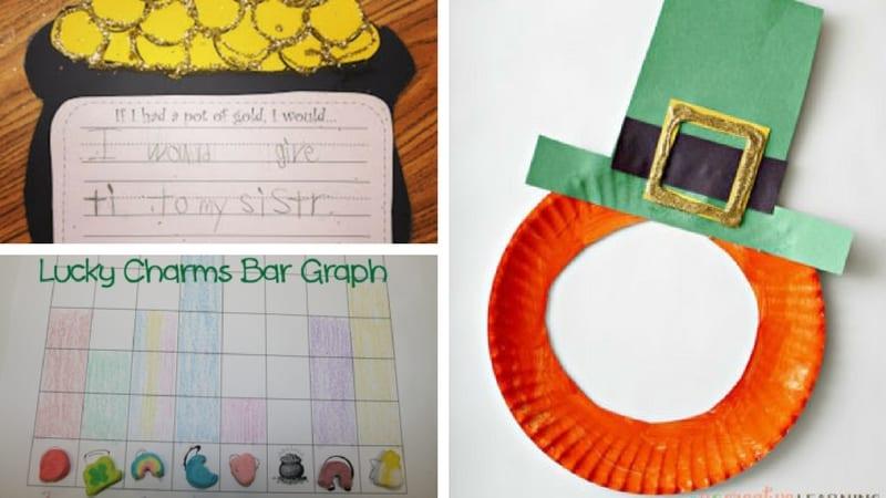 St Patrick S Day Activities For Teachers Weareteachers