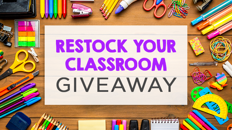 Staples Gift Card Giveaway for Teachers - WeAreTeachers
