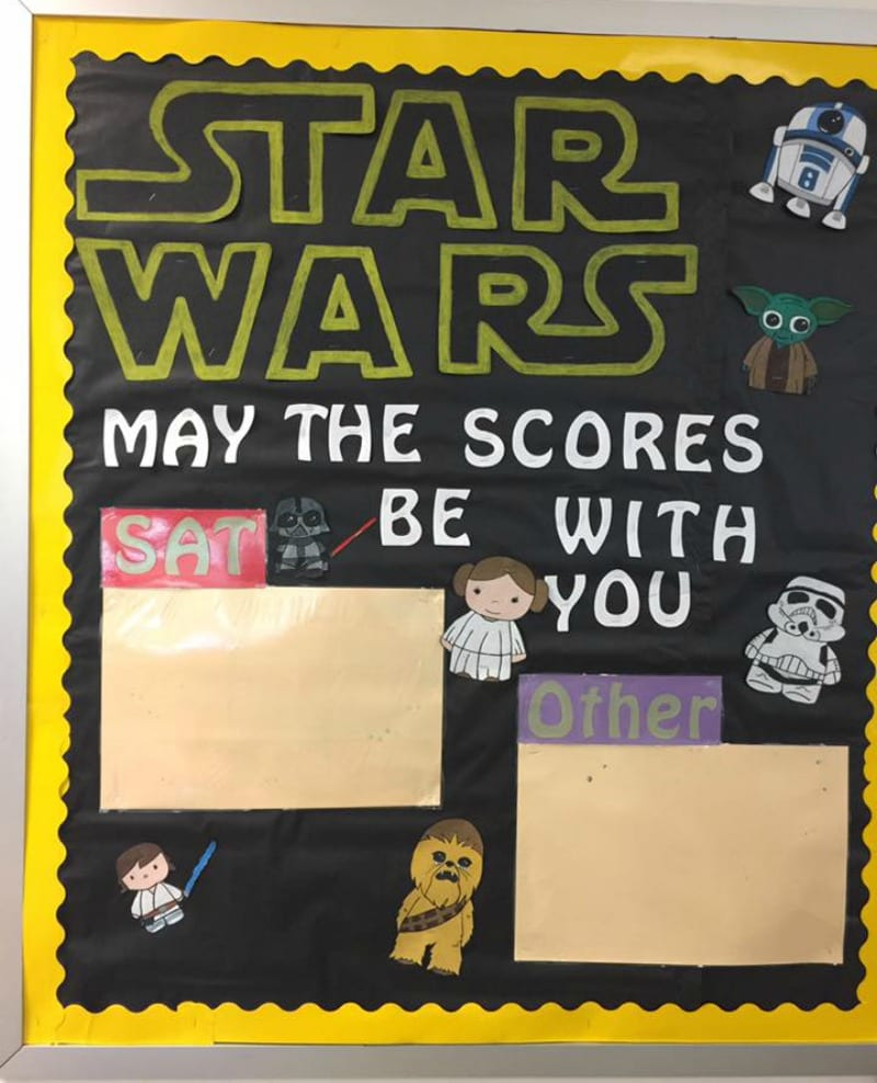 May the Scores Be With You