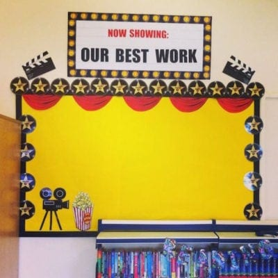 Hollywood Themed Classroom Ideas Weareteachers