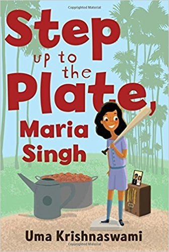 Step Up To The Plate, Maria Singh book cover.