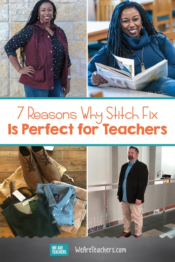 7 Reasons Why Stitch Fix Is Perfect for Teachers