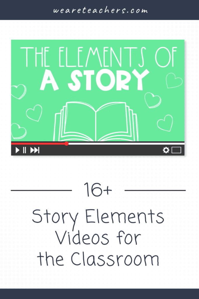 Our Favorite YouTube Videos for Teaching Story Elements