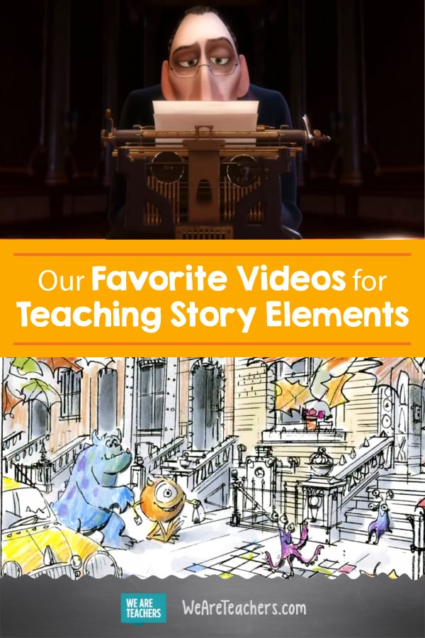 Our Favorite Videos for Teaching Story Elements
