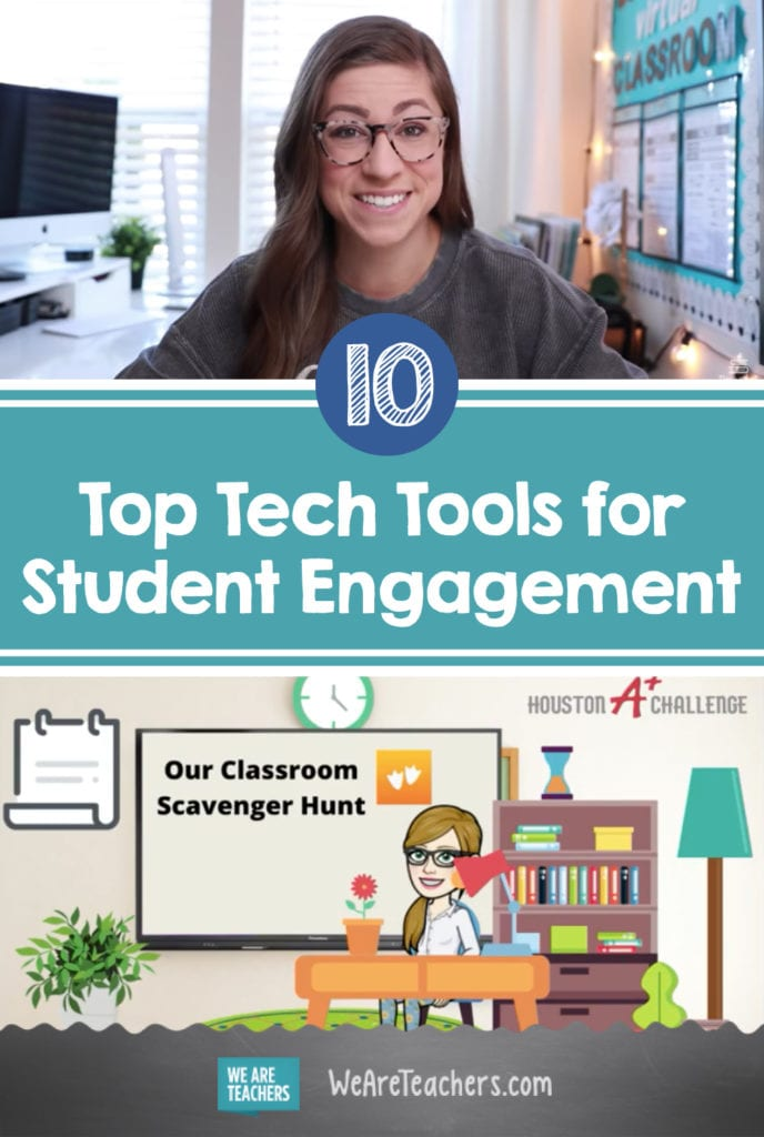 The 10 Best Tech Tools For Student Engagement