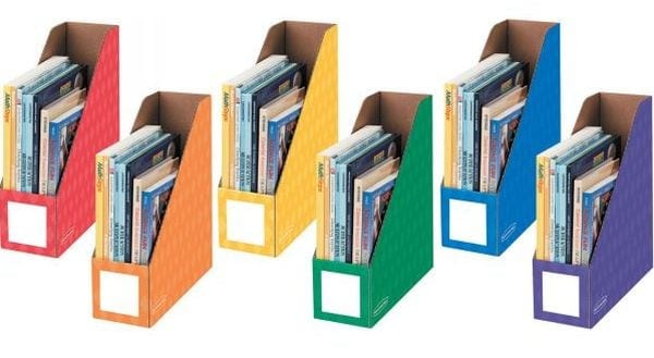 Student Storage Magazine Files