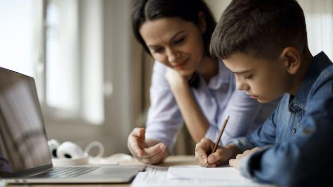 teacher/parent balance
