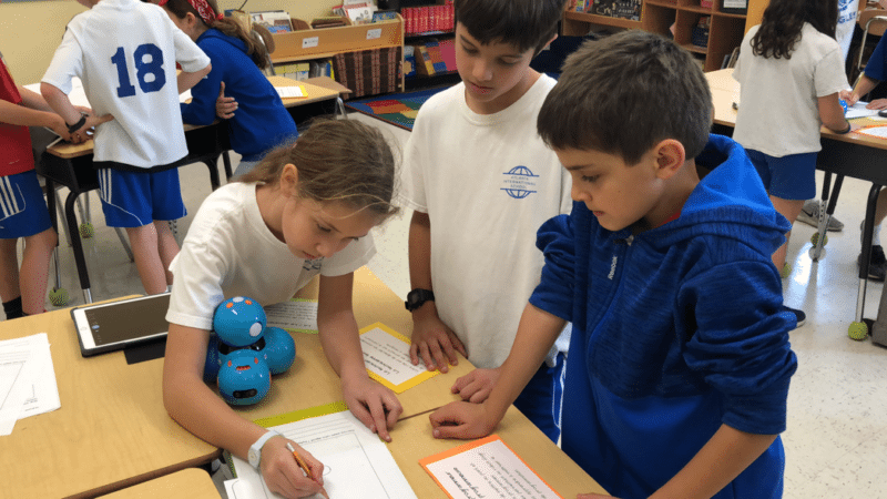Teaching Coding And Robotics In Your Classroom With A Co Teacher