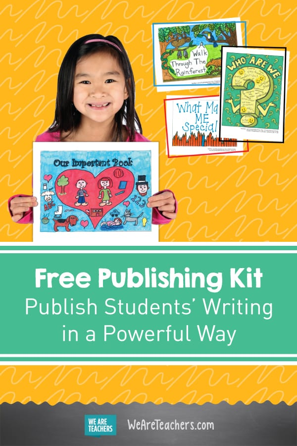 Publishing Students' Writing Is a Powerful Way to Build Community, Online or In Person