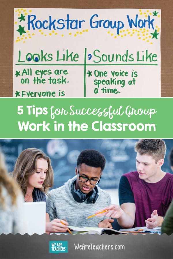 5 Tips for Successful Group Work in the Classroom