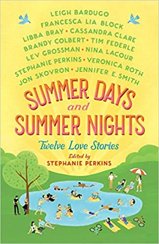 Summer Days and Summer Nights: Twelve Love Stories book cover.