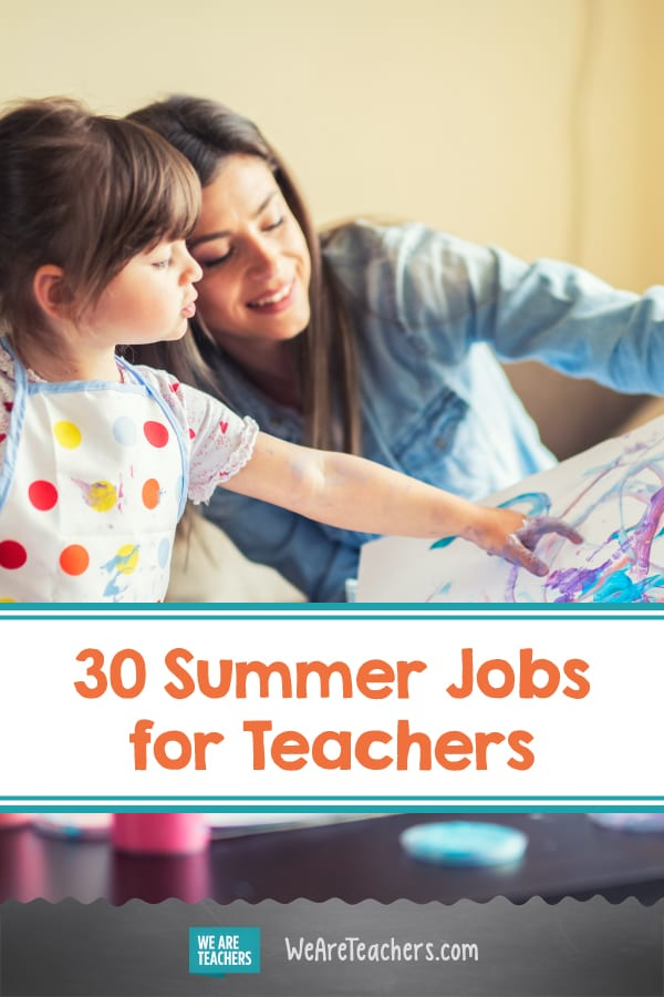 30 Summer Jobs for Teachers, From Summer Camps to Delivery Services
