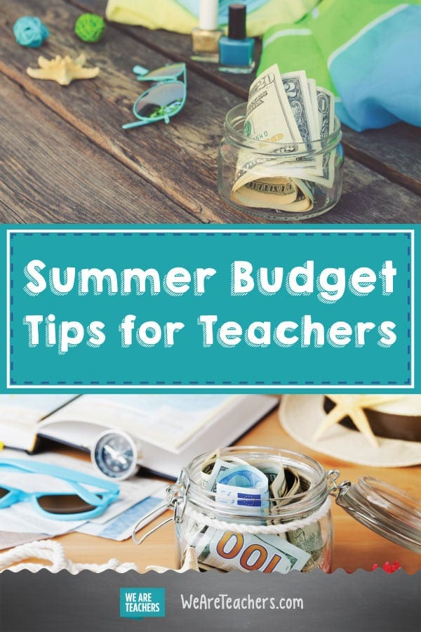 How Do I Budget My Lump-Sum Summer Pay?