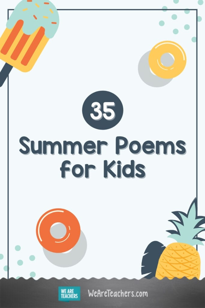 35 Summer Poems for Kids of All Ages