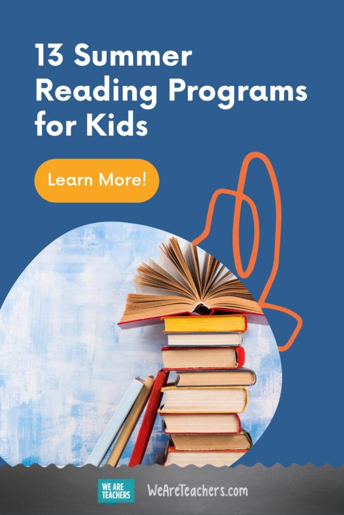 13 Summer Reading Programs Where Kids Can Earn Free Books, Gift Cards & More