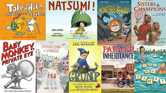 WeAreTeachers 2018 Summer Reading List for Kids