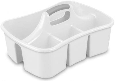 Classroom Cleaning Supplies Caddy