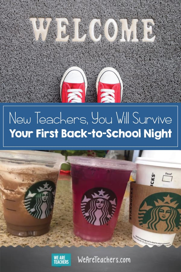 New Teachers, You Will Survive Your First Back-to-School Night—I Promise