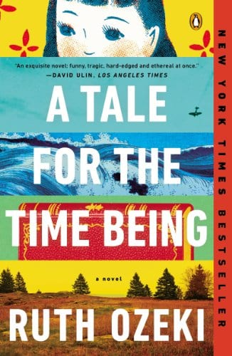 A Tale for the Time Being book cover.