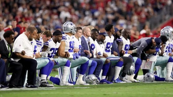 Talking About Take a Knee in the Classroom