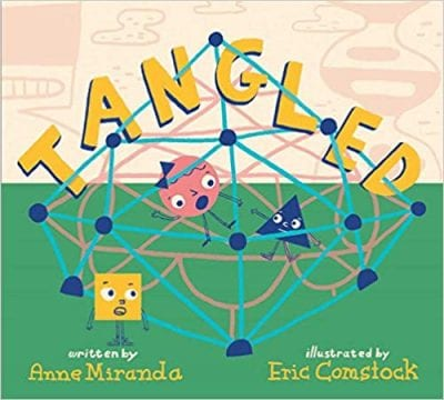 Tangled Book about Shapes