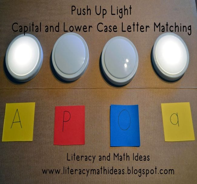 Tap Lights in the Classroom