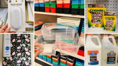 Our Favorite Target Back-To-School Items Right Now