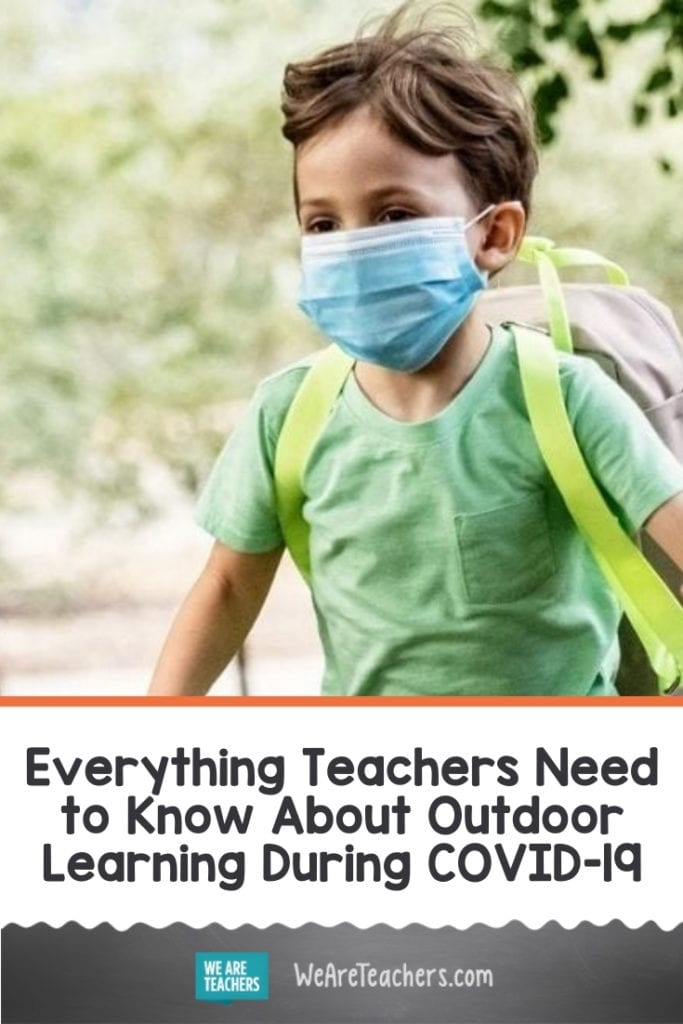Could We Really Teach Outdoors This Year?