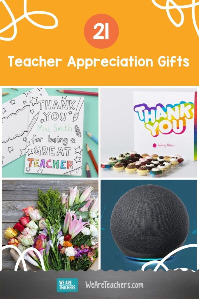 21 Teacher Appreciation Gifts That Will Actually Be Appreciated