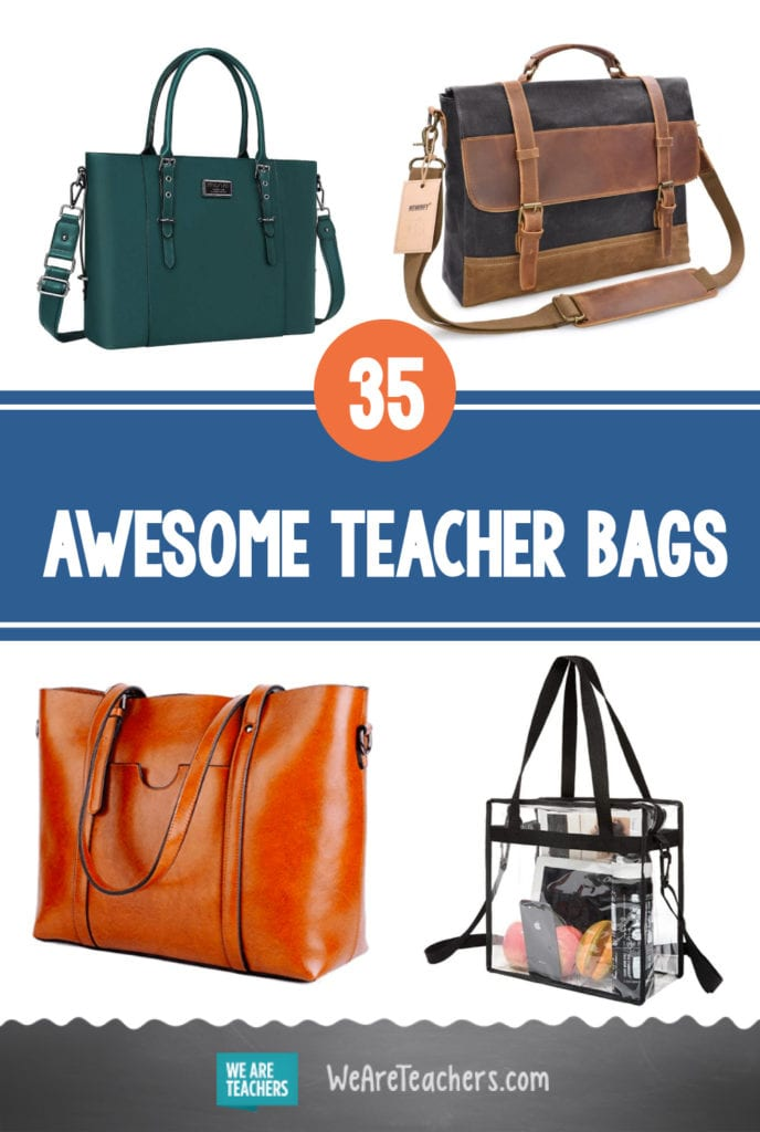 35 Awesome Teacher Bags That Work Almost As Hard As You Do