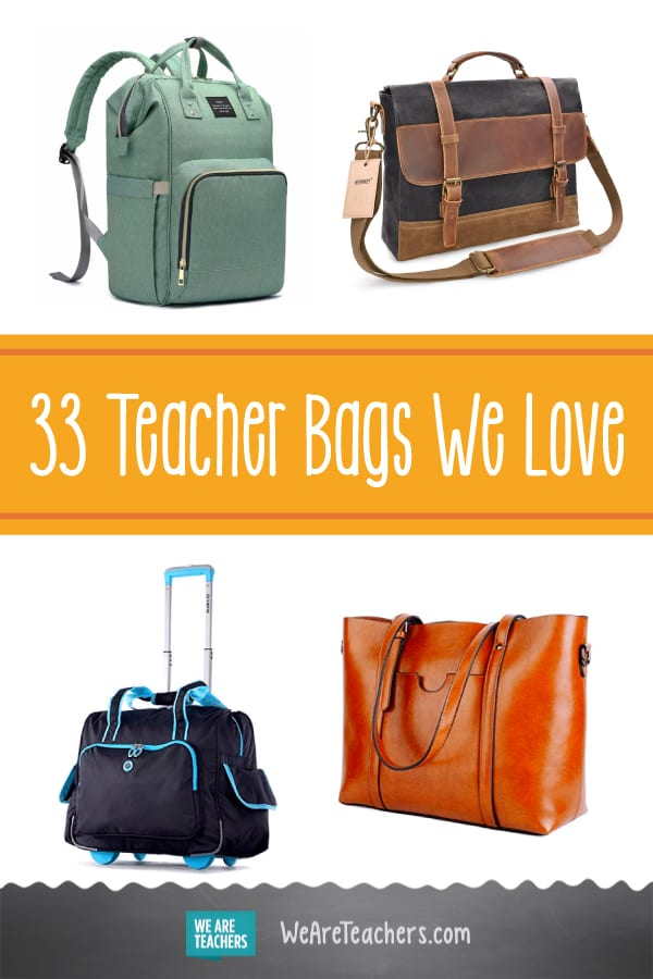 Teacher Bags Most Recommended By
