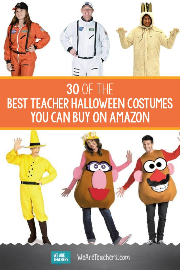 30 of the Best Teacher Halloween Costumes You Can Buy on Amazon