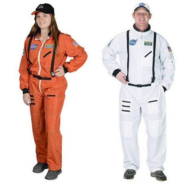 Teacher Halloween Costumes Astronauts