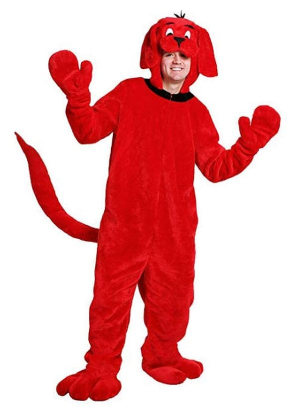 Teacher Halloween Costumes Clifford
