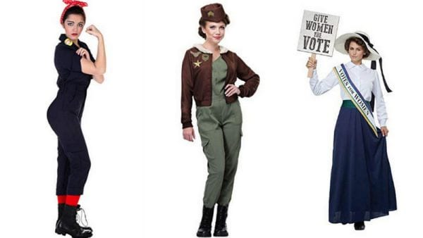 Teacher Halloween Costumes Empowered Women