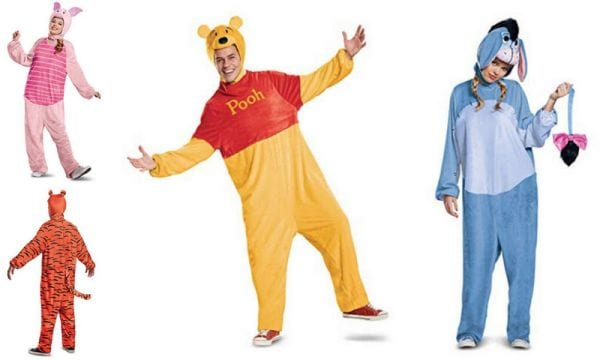 Teacher Halloween Costumes Pooh