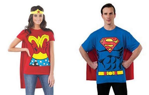 Teacher Halloween Costumes Superheroes