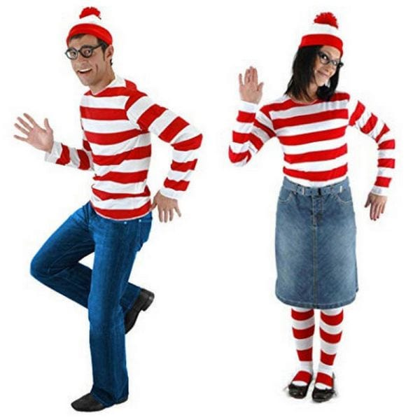 Teacher Halloween Costumes Waldo