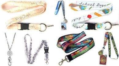 Teacher Lanyards