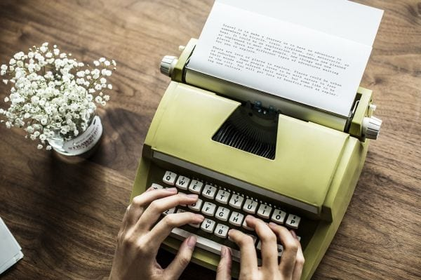 Teacher Nostalgia Typewriter Pixabay rawpixel