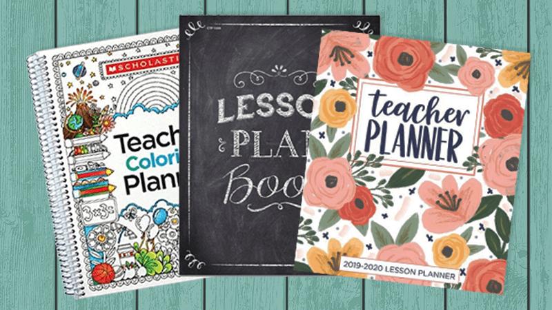 Best Teacher Planners Available On Amazon Weareteachers