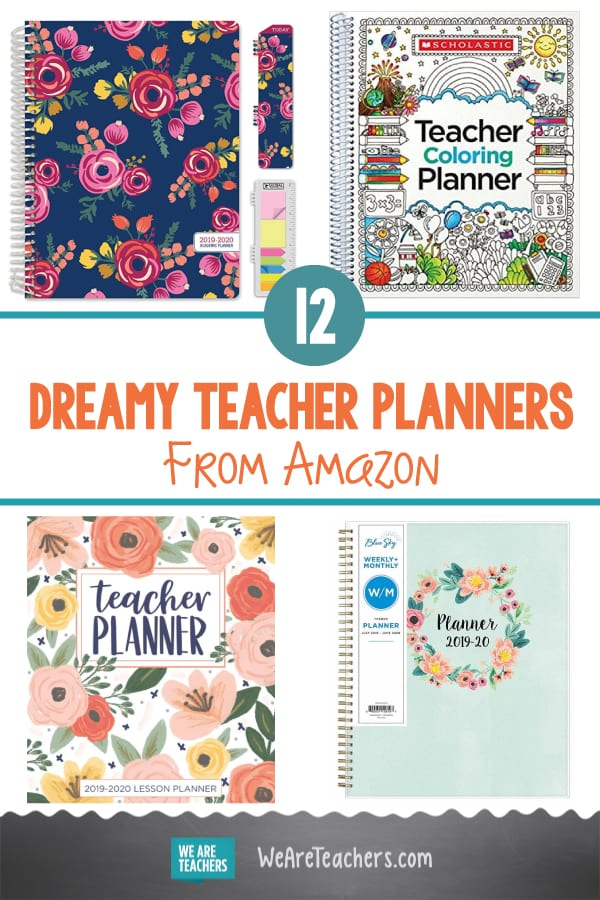 Best Teacher Planners