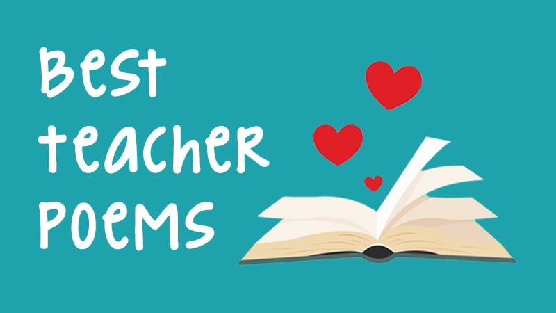 15 of Our Favorite Poems About Teaching - We Are Teachers