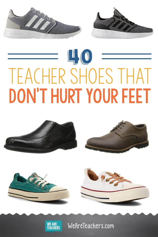 52e7d468a5 Teacher Shoes That Don't Hurt Your Feet, According to Classroom Vets