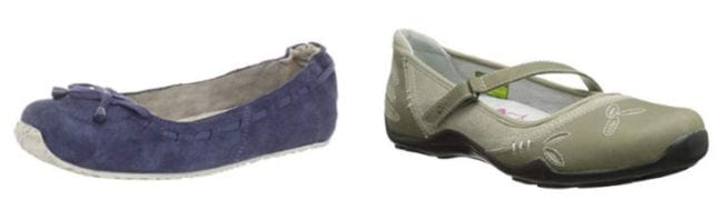 "8af0998d87473 ""Anhu is a good brand with great support and a comfy footbed."" —Shelley D."
